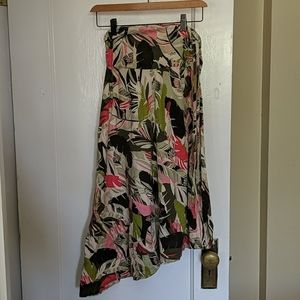 Patagonia pataloha asymmetrical skirt or dress